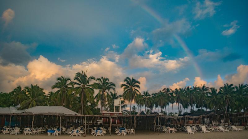 Restaurantes Playa Petatlan